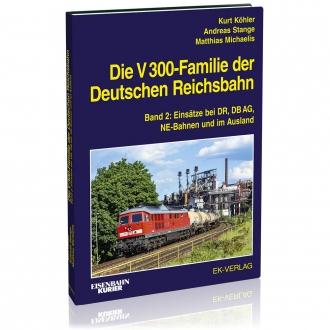 Die V 300-Familie der Deutschen Reichsbahn (2)