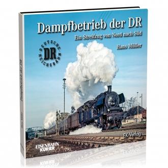 Dampfbetrieb der DR