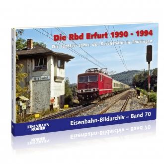 Die Rbd Erfurt 1990 - 1994