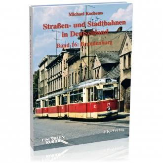Straßen- und Stadtbahnen in Deutschland - Brandenburg