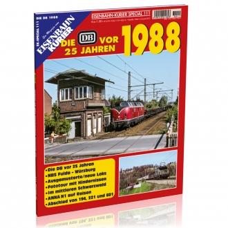 Die DB vor 25 Jahren - 1988