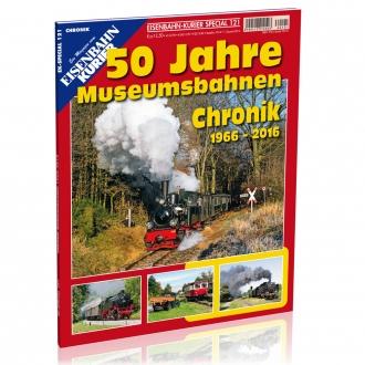 50 Jahre Museumsbahnen