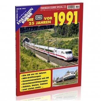 Die DB vor 25 Jahren - 1991