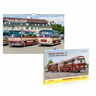 Historische Omnibusse