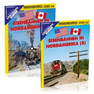 """Sparpaket 2 """"Eisenbahnen in Nordamerika"""""""