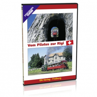 DVD - Vom Pilatus zur Rigi