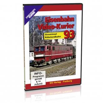 DVD - Eisenbahn Video-Kurier 93