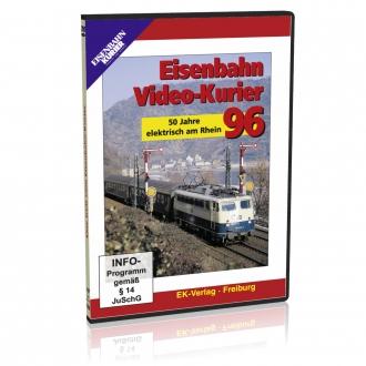 DVD - Eisenbahn Video-Kurier 96