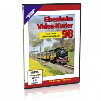 DVD - Eisenbahn Video-Kurier 98