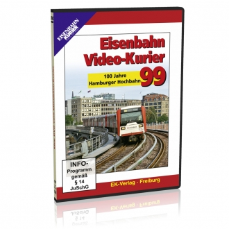 DVD - Eisenbahn Video-Kurier 99