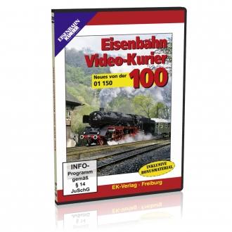 DVD - Eisenbahn Video-Kurier 100