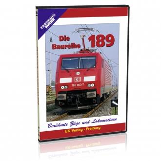 DVD - Die Baureihe 189