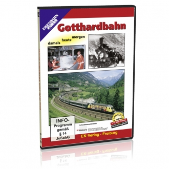 DVD - Gotthardbahn