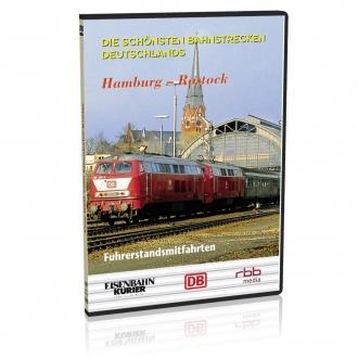 DVD - Hamburg - Rostock