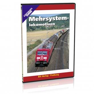 DVD - Mehrsystemlokomotiven
