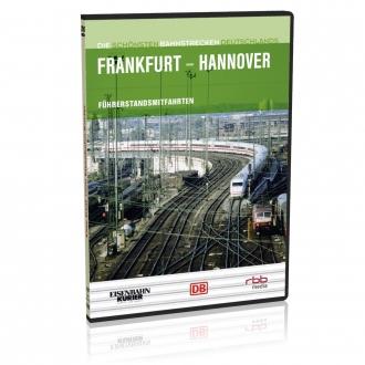 DVD - ICE: Frankfurt/Main - Hannover