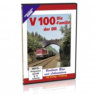 DVD - Die V 100-Familie der DR