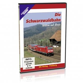DVD - Die Schwarzwaldbahn