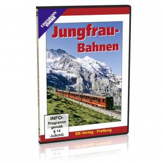DVD - Jungfraubahnen