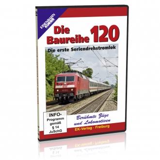 DVD - Die Baureihe 120