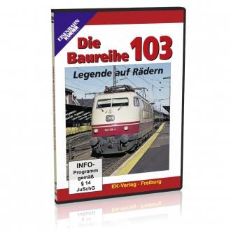 DVD - Die Baureihe 103