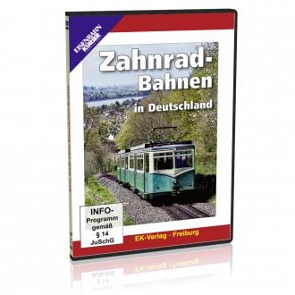 DVD - Zahnradbahnen in Deutschland