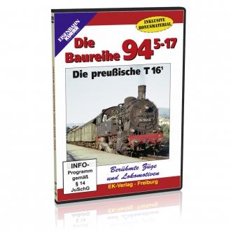 DVD - Die Baureihe 94.5-17