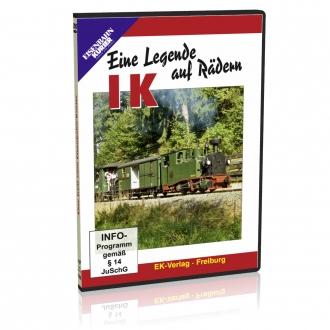 DVD - I K - Eine Legende auf Rädern