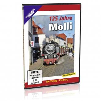 DVD - 125 Jahre Molli