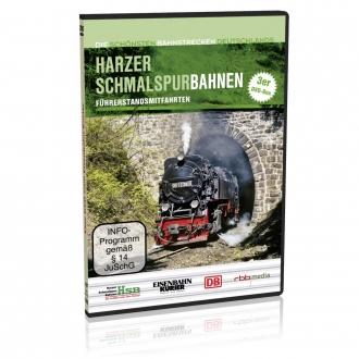 DVD - Harzer Schmalspurbahnen