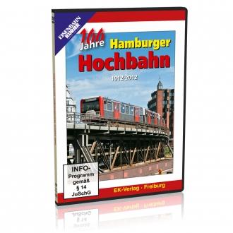 DVD - 100 Jahre Hamburger Hochbahn