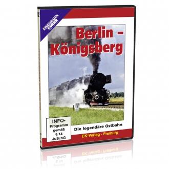 DVD - Berlin - Königsberg