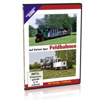 DVD - Feldbahnen