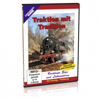 DVD - Traktion mit Tradition