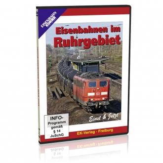 DVD - Eisenbahnen im Ruhrgebiet