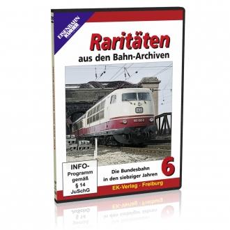 DVD - Raritäten aus den Bahn-Archiven - 6