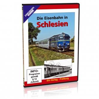 DVD - Die Eisenbahn in Schlesien