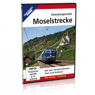 DVD - Streckenporträt Moselstrecke