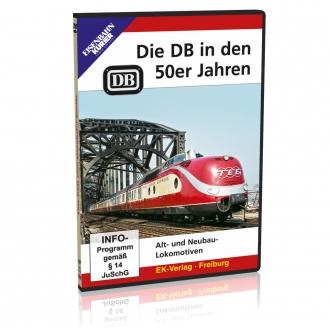 DVD - Die DB in den 50er Jahren