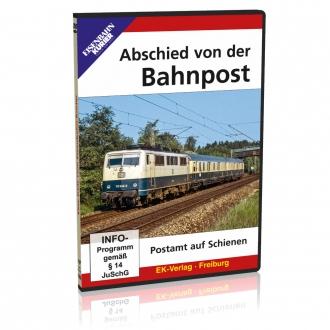 DVD - Abschied von der Bahnpost