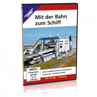 DVD - Mit der Bahn zum Schiff
