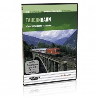 DVD - Tauernbahn: Villach - Salzburg