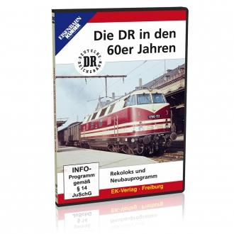 DVD - Die DR in den 60er Jahren