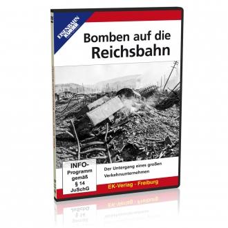 DVD - Bomben auf die Reichsbahn