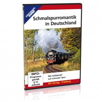 DVD - Schmalspurromantik in Deutschland