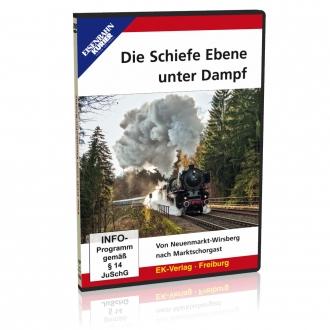 DVD - Die Schiefe Ebene unter Dampf