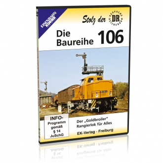 DVD - Die Baureihe 106