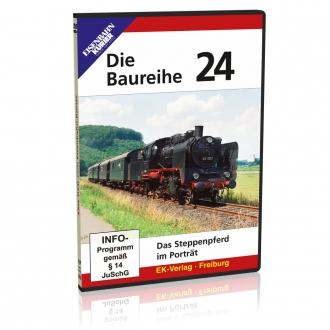 DVD - Die Baureihe 24