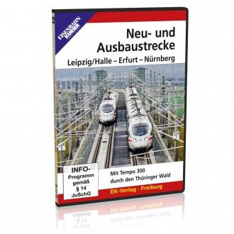 DVD - Neu- und Ausbaustrecke