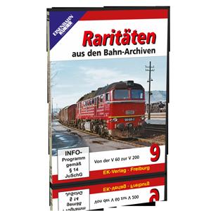 DVD - Raritäten aus den Bahn-Archiven - 9